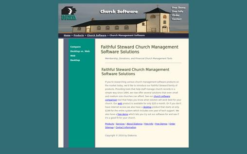 churchsoftware