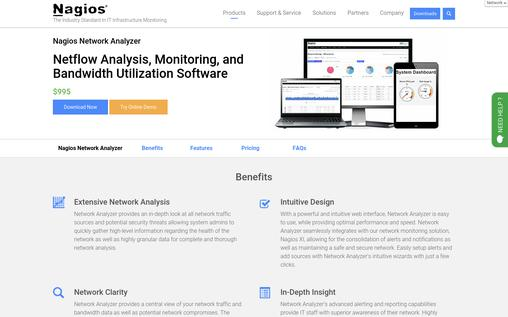 Network Analyzer Software : The best network monitoring software woofresh