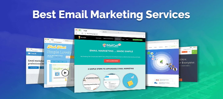 Best Email Marketing Services & Software