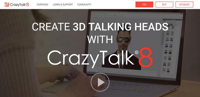 CrazyTalk - Animator