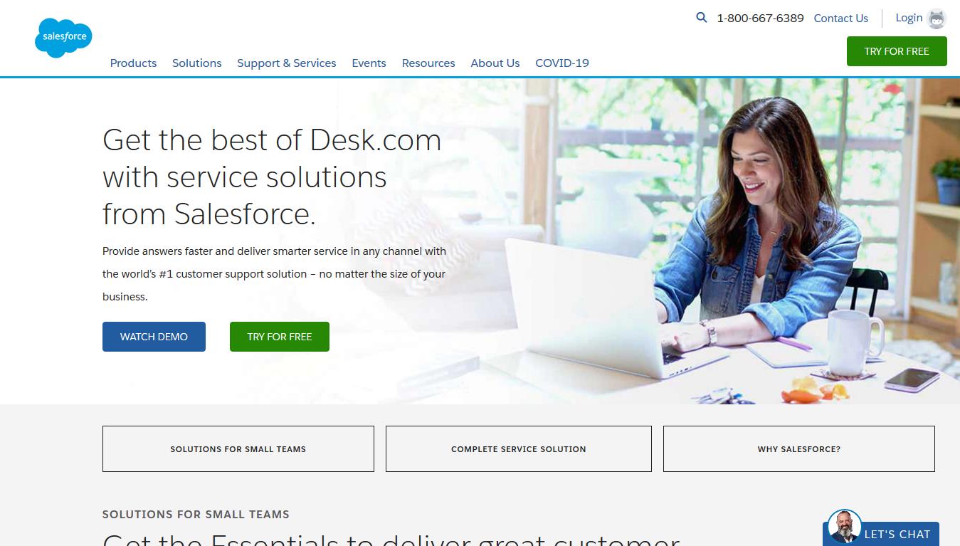 Desk - Home