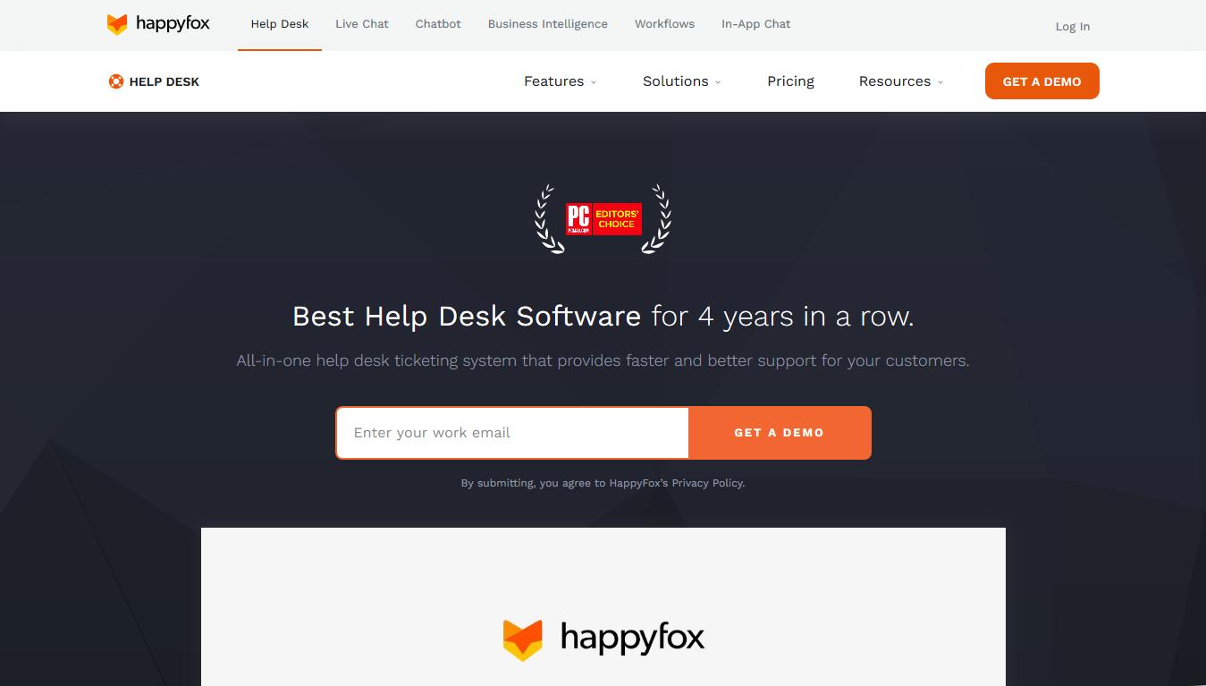 Happyfox - Home
