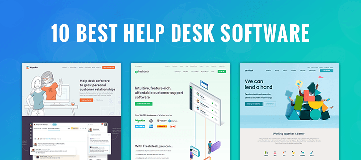 The 10 Best Help Desk Software