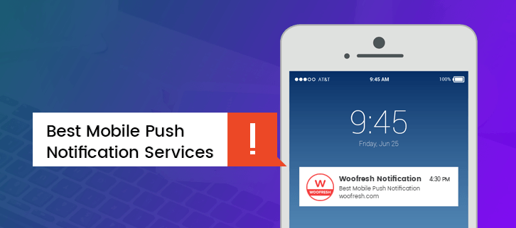 Mobile Push Notification Services