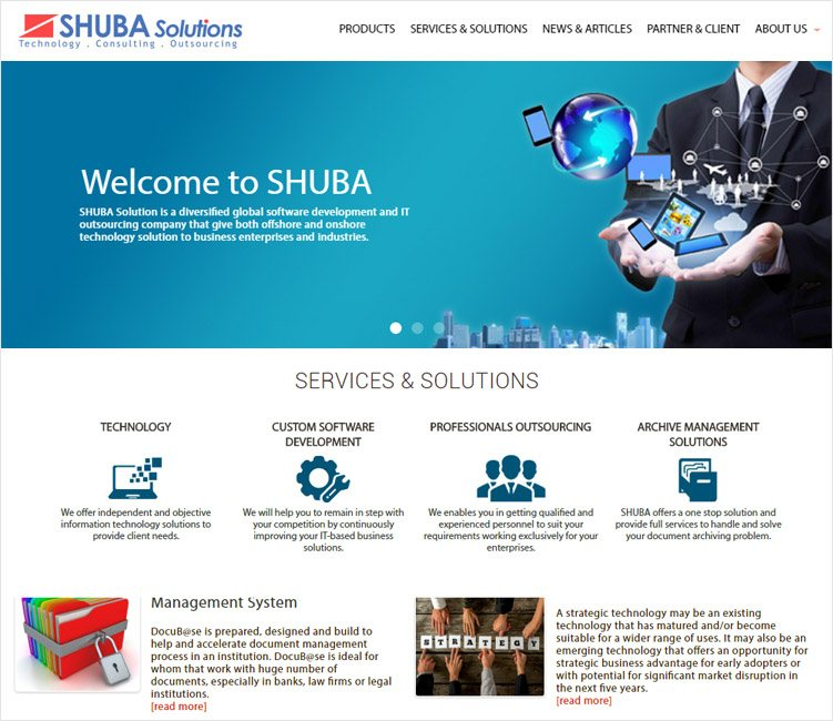 Shuba-Solutions