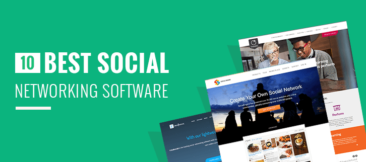 The 9 Best Social Networking Software