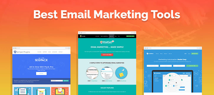 Best Email Marketing Tools
