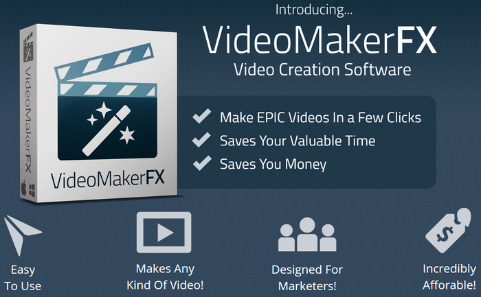 VideoMakerFX - Home
