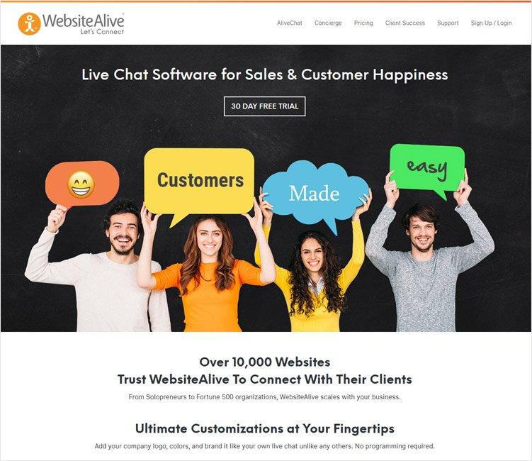 WebsiteAlive