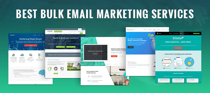 10 Best Bulk Email Marketing Services & Software