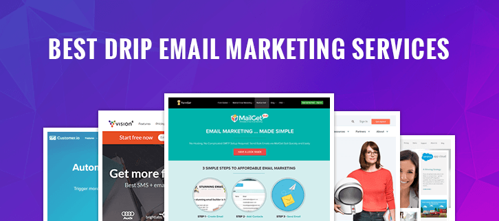 10+ Best Drip Email Marketing Services & Software