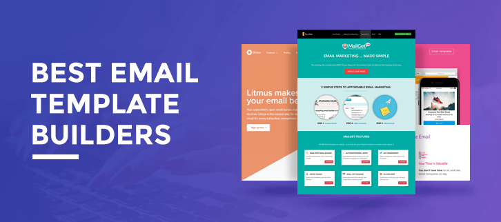 Try Free Off Best Email Template Builders WooFresh - Litmus free email templates