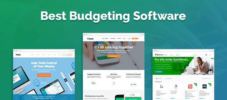 The 10 Best Budgeting Software