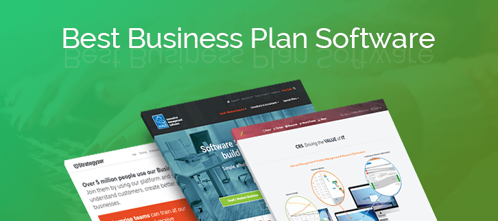 the best business plans software