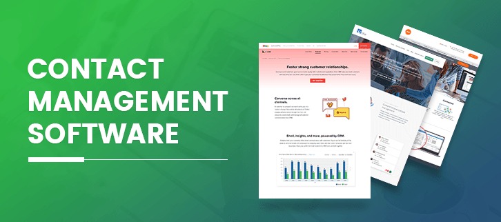The 10 Best Contact Management Software
