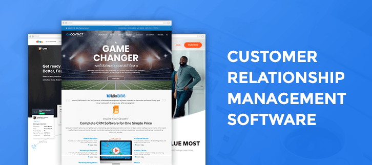 The 10 Best Customer Relationship Management Software
