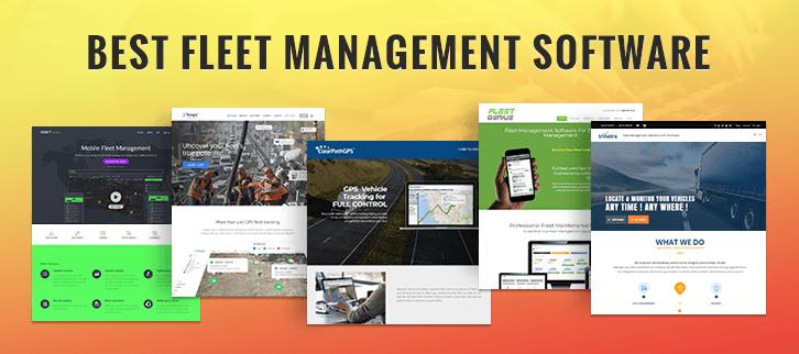 Top 10 Best Fleet Management Software
