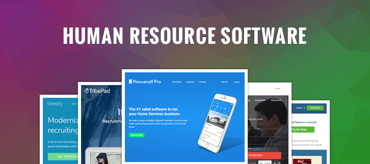 The 10 Best Human Resource Software