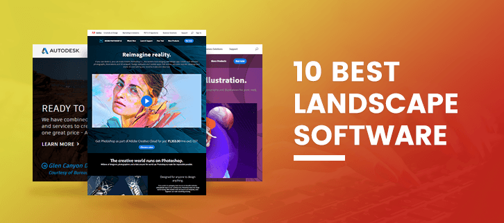 The 10 Best Landscape Software