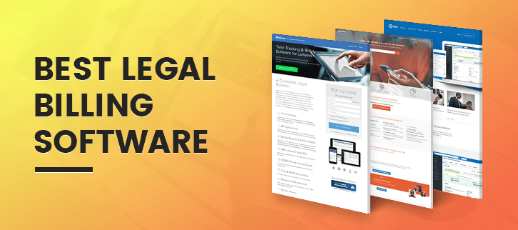 The 10 Best Legal Billing Software