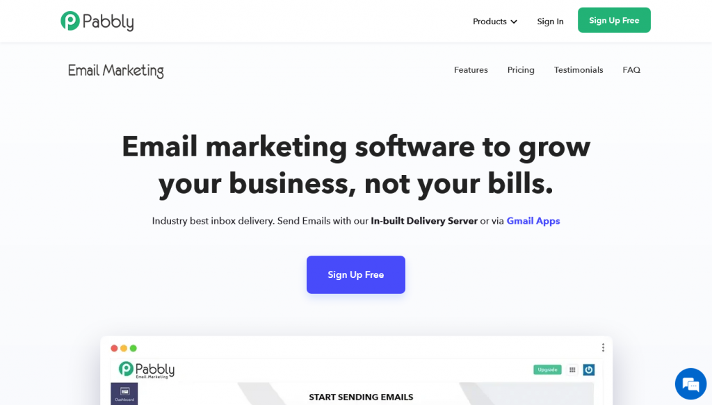 MailGet - Email - Marketing