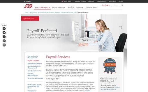 The 10 Best Payroll Software - Woofresh