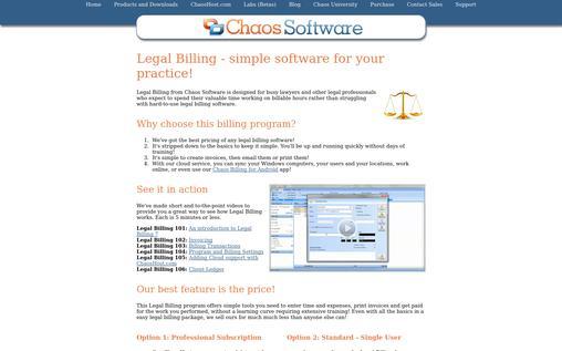 chaossoftware