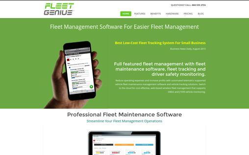 Top 10 Best Fleet Management Software - Woofresh