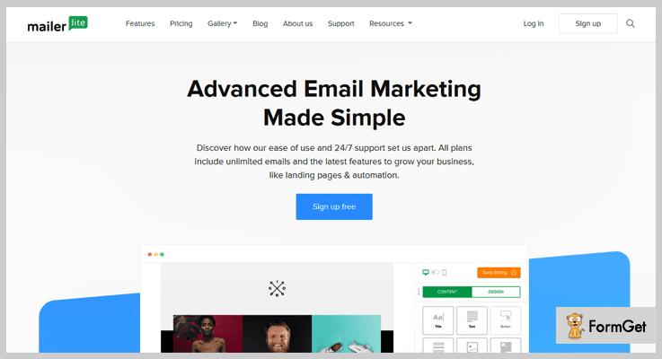 MailerLite Mailchimp Alternatives