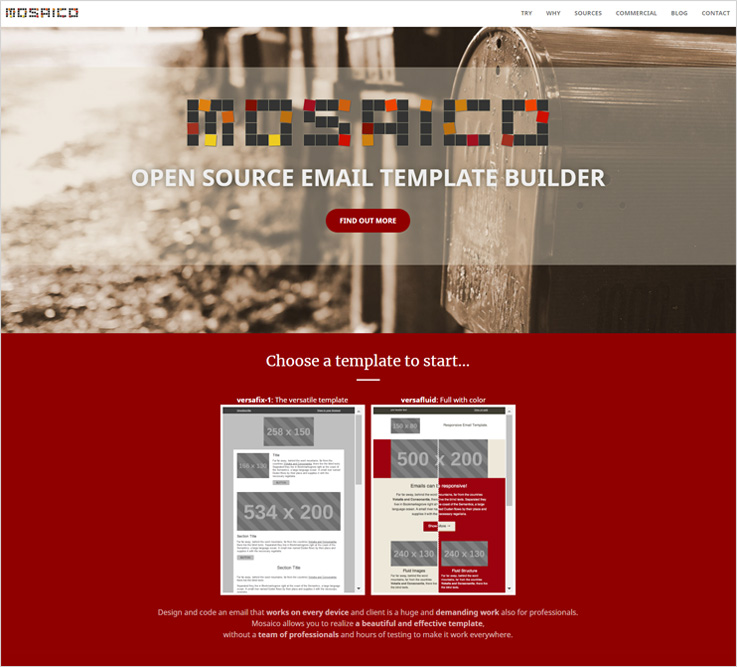Try Free Off Best Email Template Builders WooFresh - Open source email templates