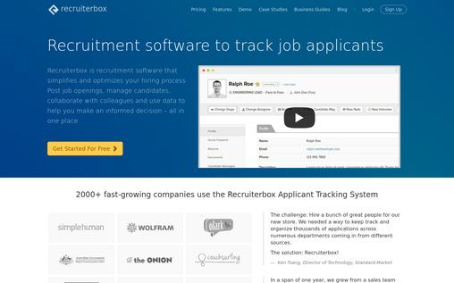 recruitbox