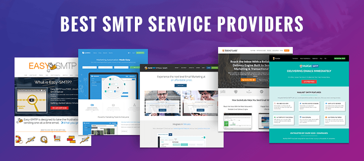 10 Best SMTP Service Providers & Servers 2018