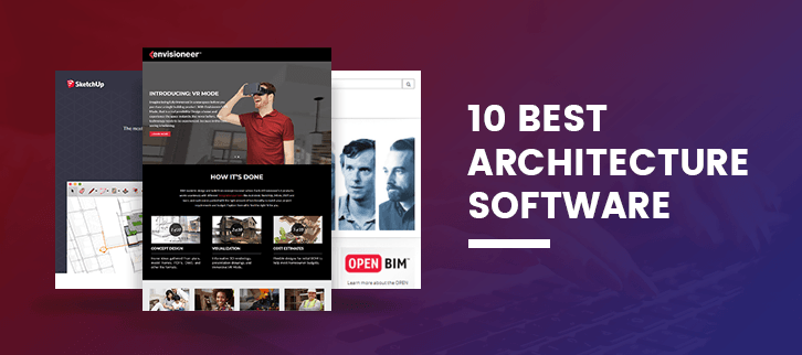 Best Architecture Software