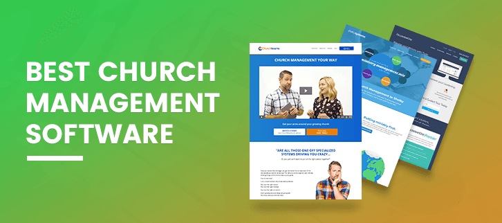 Best Church Management Software