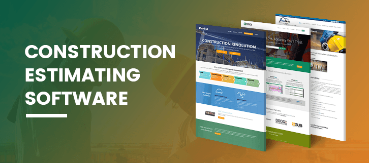 The 10 Best Construction Estimating Software