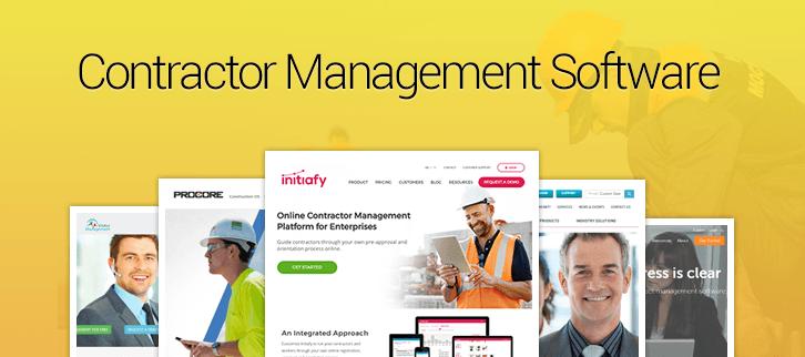 Best Contractor Management Software