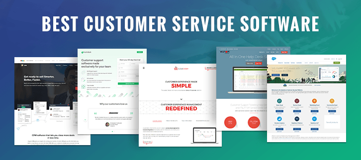 The 10 Best Customer Service Software