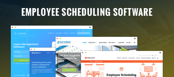 Best Employee Scheduling Software