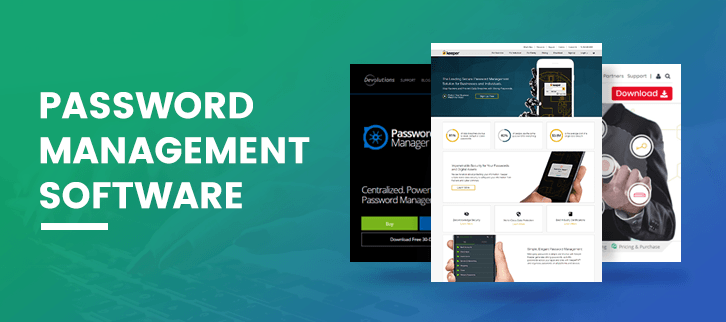Best Password Management Software