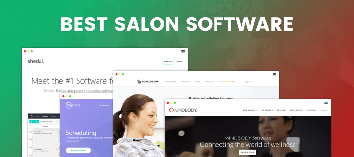 Best Salon Software