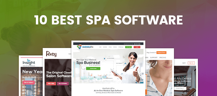 Best Spa Software