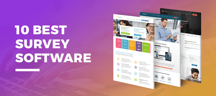 The 10 Best Survey Software