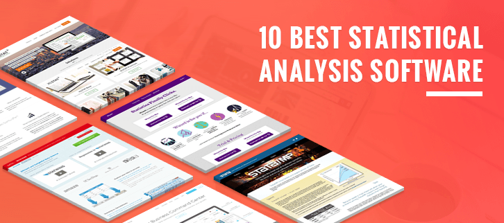 The 10 Best Statistical Analysis Software