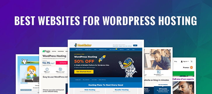 The 10 Best Websites for WordPress Hosting