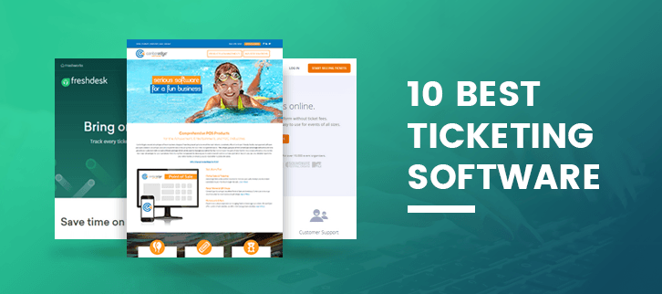 online ticketing software