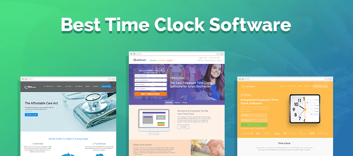 The 10 Best Time Clock Software - Woofresh
