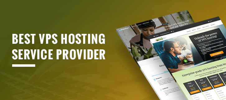 The 10 Best VPS Hosting Service Provider