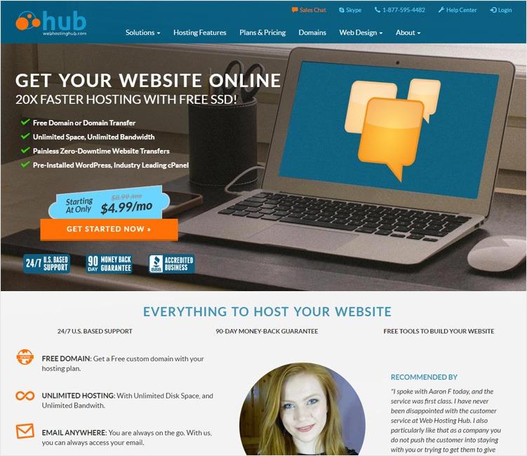 HubHosting