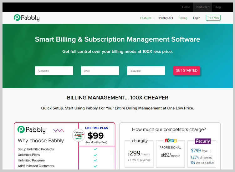 Online Invoice Billing Software Subscription Business - Free simple invoice software online craft store