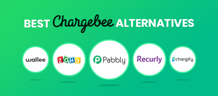 4+ Chargebee Alternatives | Most Trending Subscription Billing Software 2018